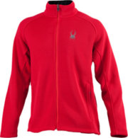 Spyder Heavy Weight Core Sweater RED/BLK SM