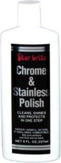 Star Brite Chrome & Stainless Steel Polish