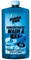 Star Brite Power Pine Wash & Wax - Quart