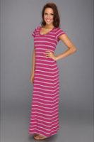 Stetson 8623 Feeder Stripe Maxi Dress