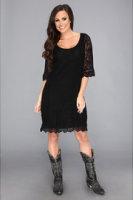Stetson 8899 Stretch Lace 3/4 Sleeve Dress