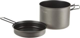 Stoic Ti 1.6L Pot + Fry Pan Set