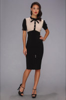 Stop Staring for The Cool People Deville Fitted Dress