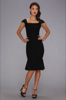 Stop Staring for The Cool People Gala Fitted Dress