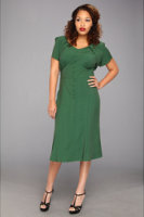 Stop Staring for The Cool People Holly Aline Dress Plus Size