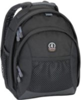 Tamrac Travel Pack 73 Photo Backpack for DSLR with Lens Attached Extra Lenses and Flash Black