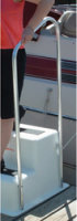 Taylor Made Dock Step Rails