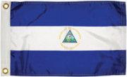 Taylor Made Nicaragua Courtesy Flag