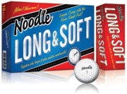 Taylor Made TaylorMade Noodle Long & Soft Golf Ball - 15 Pack