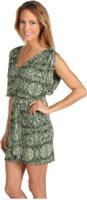 Tbags Los Angeles Drape Mini Dress