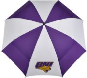 MacArthur Northern Iowa University Panthers WindSheer Hybrid Umbrella