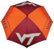 MacArthur Virginia Tech Hokies WindSheer Hybrid Umbrella
