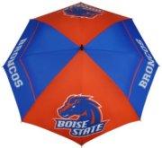 MacArthur Boise State University Broncos WindSheer Hybrid Umbrella