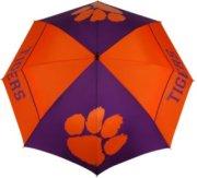 MacArthur Clemson University Tigers WindSheer Hybrid Umbrella
