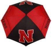 MacArthur University of Nebraska Cornhuskers WindSheer Hybrid Umbrella