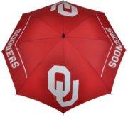 MacArthur University of Oklahoma Sooners WindSheer Hybrid Umbrella