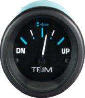 Teleflex Eclipse Series 2'' Trim Indicator Replacement Gauge