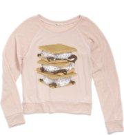 Ten Sixty Sherman Foodie Graphic Sweatshirt