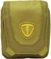 Tenba Vector 1 Small Pouch Accommodates Small Digital Camera Battery and Card Krypton Green