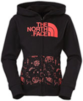 The North Face Half Dome Full Zip Hoodie/Color Block