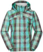 The North Face Plaid Resolve Jacket