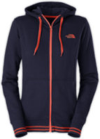 The North Face Logo Full-Zip Hoodie