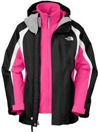 The North Face Mountain View Triclimate 3-in-1 Jacket