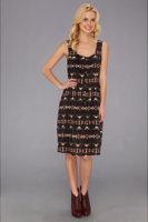 The Portland Collection Ukiah Silk Dress