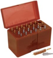 Tipton 26-Piece Ultra Jag and Best Bore Brush Combo Set