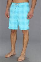 Tommy Bahama Baja Check 9  Swim Trunks