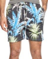 Tommy Bahama Big and Tall Naples Major Palm Swim Trunks