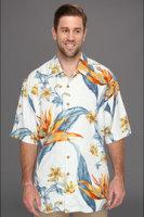 Tommy Bahama Floral En Fuego Camp Shirt