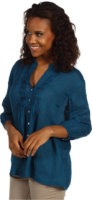 Tommy Bahama Lani Linen Pintuck Tunic