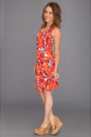 Tommy Bahama Leaves Of Fire Tank Dress