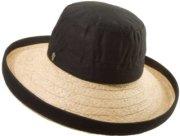 Tommy Bahama Raffia/Cotton Sun Hat