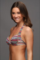 Tommy Bahama Sea Schooner Stripe Underwire Bikini Top