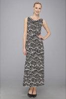 Tommy Bahama Sea Tangle Cowl Long Dress