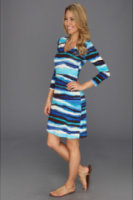 Tommy Bahama Seatide Long-Sleeve Dress