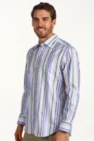 Tommy Bahama St. Barts Stripe L/S Shirt