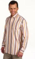 Tommy Bahama Stripe Extraordinaire L/S Shirt
