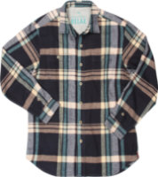 Tommy Bahama Summer Night Flannel Shirt
