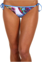 Tommy Bahama Zaffiro Paisley Hipster Bottom With Tie Sides