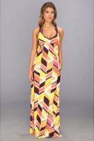 Trina Turk Carmel Long Dress