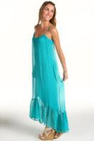 Twelfth Street by Cynthia Vincent High Low Cascade Dress