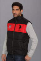 U.S. Polo Assn Color Block Vest w/ Big Pony