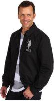 U.S. Polo Assn Micro Golf Jacket with Big Pony