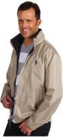 U.S. Polo Assn Solid Windbreaker with Small Pony