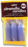 UCO Candle-Lantern Citronella Candles
