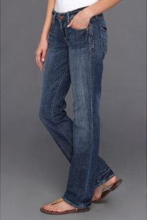 Union Bay Rose Straight Jean in Fresco Sapphire