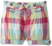 United Colors of Benetton Gingham Shorts